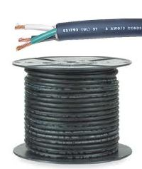 2/3 SOOW Portable Cable SO Cord 600V 3 Conductor 2 AWG MSHA/RoHS/CSA Compliant [Unit and Price is Per Foot]