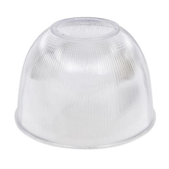 Sylvania 74234 HIBAY1A/16H5 DLC Listed 16-Inch Polycarbonate Refractor for 1A Gen High Bay Light Fixture - 9 Pack