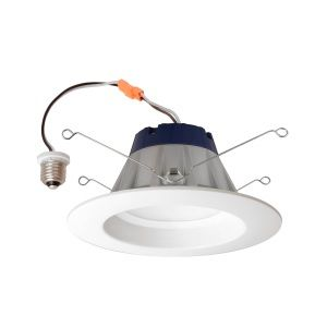 Sylvania LED/RT5/6/1200 Energy Star Rated 16 Watt ULTRA LED RT5/6 Recessed Downlight Retrofit Kit Replaces 100W Incandescent - 2 Pack