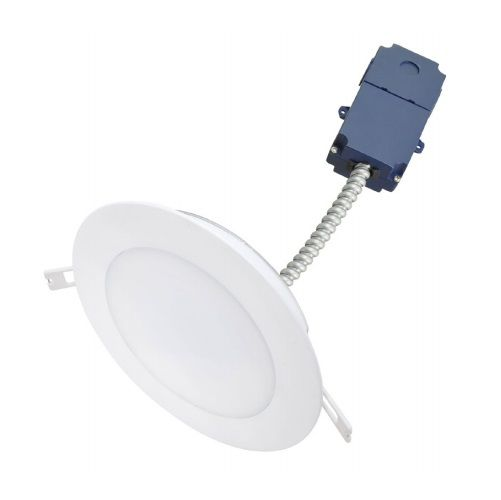 Sylvania Ledmd61100 Energy Star Rated 13 Watt 6 Inch Ultra Led Microdisk Recessed Downlight Kit Dimmable 100w Equivalent