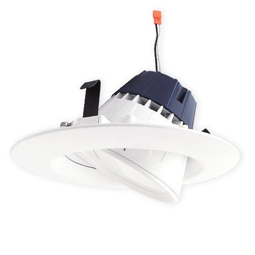 Sylvania LEDRT56G900 Energy Star Rated 13 Watt ULTRA LED RT5/6 Gimbal Recessed Downlight Kit 84CRI Dimmable 75W Equivalent