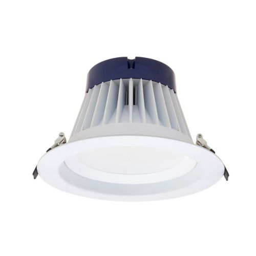 Sylvania LEDRT82000 Energy Star Rated 24 Watt 8-Inch ULTRA LED RT8 Recessed Downlight Kit 120/277V Dimmable Replaces 2x26W CFL