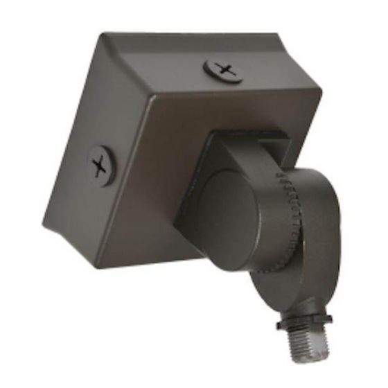 Sylvania 74394 SLMWPK1A/KNUCKLE/BZ Junction Box with Knuckle Mount for Slim Wall Pack Fixture