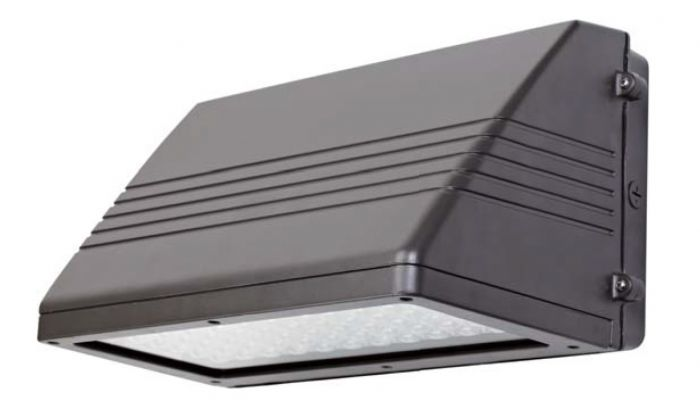 Louvers International 135 Watt LED Full Cutoff Wallpack Light Fixture