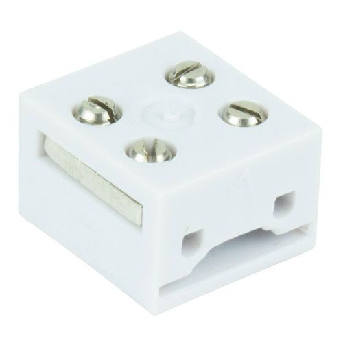 American Lighting TL-BLKS 4-in-1 Block Connector for Trulux High Output Tape Light - Bag of 10