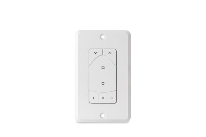Toggled TSB-002-WT iQ Bluetooth Smart Switch with On/Off Dimming Scenes