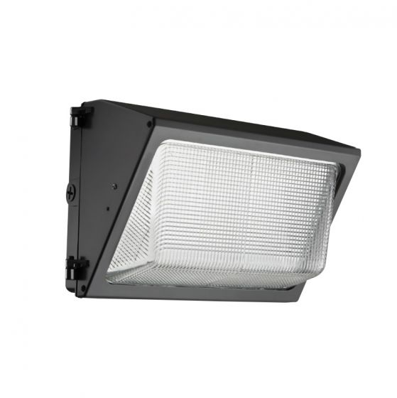 Lithonia Lighting  TWR2 LED ALO DLC Listed 21-87 Watt LED Adjustable Light Ouput Wall Pack Fixture 120-277V - Replaces 150W - 400W MH