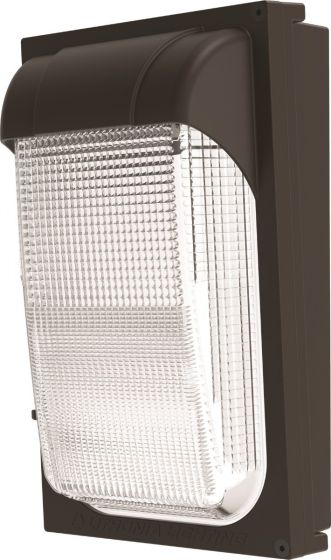 Lithonia Lighting TWX1 Series DLC Qualified Adjustable Light Output LED Wallpack Fixture