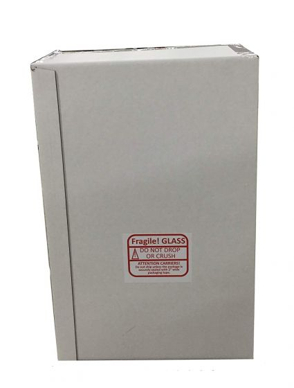 2' 2 Ft U-Bend and HID Lamp Standard Recycling Kit (Recycle Box Holds up to 22 T12 Lamps or 32 T8 U-Bend Lamps)