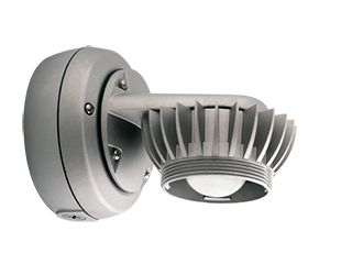 RAB Lighting VXBRLED13 13 Watt LED Wall Vaporproof Fixture with Guard (Product Configurator) - Choose Uplight or Downlight Fixture