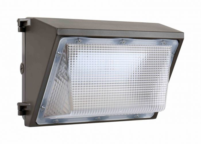 Arcadia Lighting WPTCX-65W DLC Listed 65 Watts Wall Pack Light Fixture 120-277V Non-Dimmable