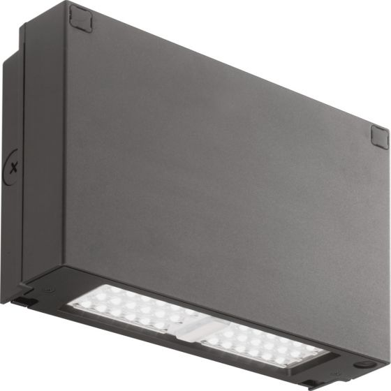 Lithonia Lighting WPX2 LED 50K MVOLT DDBXD M2 47 Watt DLC Premium LED Wallpack Fixture