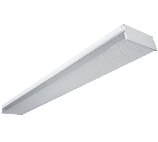 NaturaLED LED-FXUWS29 DLC 4.0 Qualified 29 Watt LED Direct Linear Ambient Utility Wrap Fixture Non-Dimmable