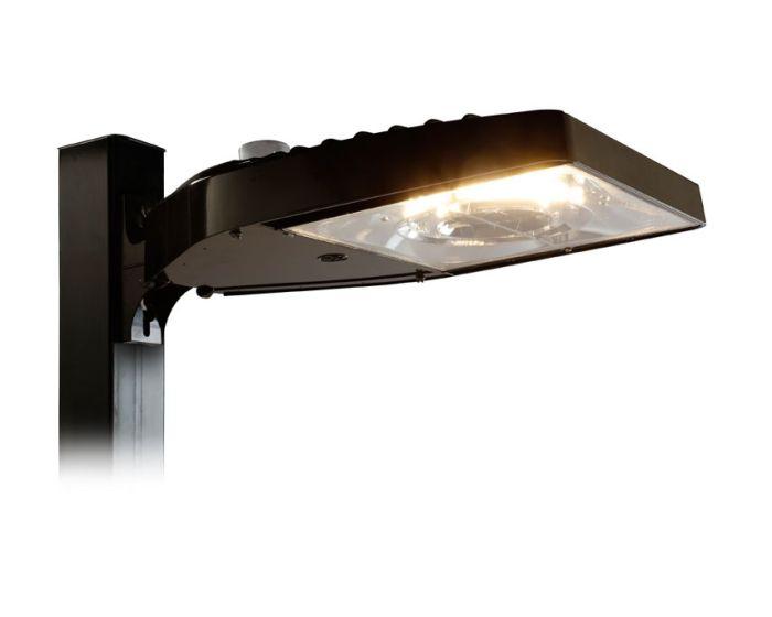 Ge Lighting Eals Series 157 Watt Evolve Led Area Light Fixture 120 277v