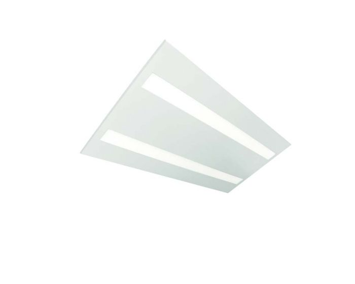 Maxlite MLMT24D72 72W Dimmable 2x4 Micro-T Lay-In LED Panel Title 24  Compliant