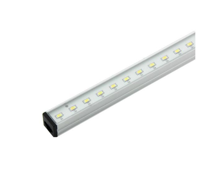 Maxlite Mlsdlb1835ledal 6 Watt Led Plug And Play Linear Light Bar Fixture Aluminum Finish 120v Dimmable 3500k