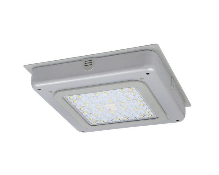 Sylvania 74921 Garag1a Shield Polycarbonate Glare For Led Garage Light Fixture 1a Gen 10 Pack
