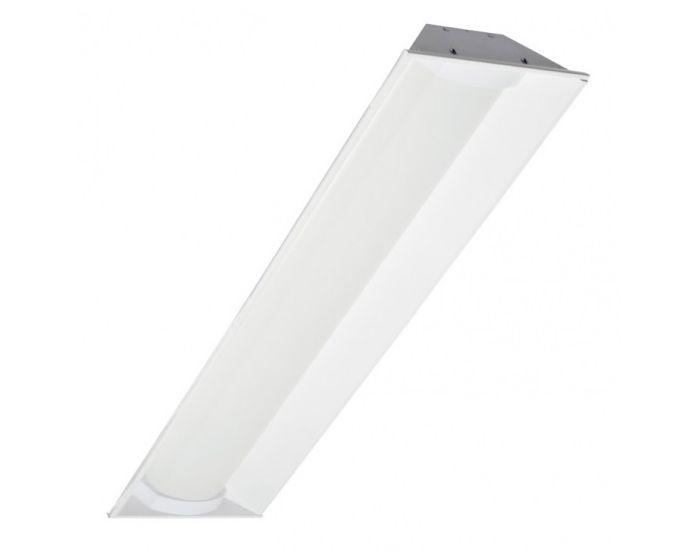 outlet store 7d26e e2f4f CREE ZR14-40L-35K-10V 44 Watt 44W 1x4 LED Troffer Light Fixture Dimming  3500K