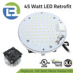 Main Image 3BL LED 45 Watt DLC QPL Listed RPK Plate Type Retrofit Kit for 100W HID Replacement 5,130 Lumens 5000K