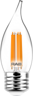 RAB Lighting BA11-5-E26-927-F 5-Watt BA11 Premium Filament Decorative Lamp 60W Incandescent Equivalent