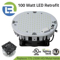 Main Image 3BL LED 100 Watt DLC QPL Listed RPK Plate Type Retrofit Kit for 175-250W HID Replacement 11,400 Lumens 5000K