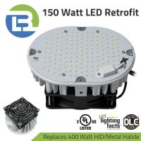 Main Image 3BL LED 150 Watt DLC QPL Listed RPK Plate Type Retrofit Kit for 400W HID Replacement 16,500 Lumens 5000K