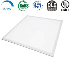 3BL-LED Series 2x2 Flat Panel LED Watt and Color Adjustable 120-277V