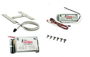 Fulham Lighting FHSKITT06SHD 6 Watt Emergency Lighting Retrofit Kit 125 Minute Run time 750 Lumens
