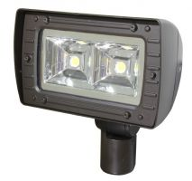 Maxlite AFC80U641KLBSS 76681 76 Watt LED Architectural Flood Light Fixture with Surge Protection 120-277V 4100K