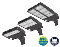 ILP AL Series DLC Listed Area Pole Light Fixtures
