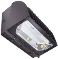 Jarvis Lighting AL-100 28 Watt Dark Sky Forward Throw Wallpack Area Fixture 100W HID Equivalent