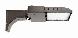 Arcadia Lighting ALGX-200W DLC Premium Listed 200 Watts Area Light ALGX Series 120-277V Dimmable