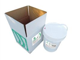 Compact Fluorescent Lamp 5 Gallon Recycle Kit (Recycle Box Holds up to 45 to 90 Compact Fluorescent Lamps)