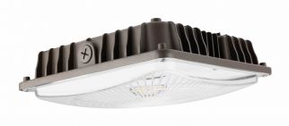 Arcadia Lighting CPGX-60W-HV DLC Listed Canopy Light Fixture 347-480V Dimmable