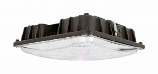 Arcadia Lighting CPGX-40W DLC Listed Canopy Light Fixture 120-277V