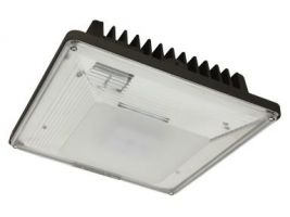 Maxlite CPLB DLC Premium CPL Series LED Low Profile Canopy Gen B 120-277V 5000K Dimmable