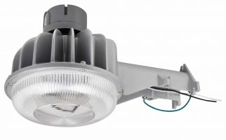 NaturaLED LED-FXSECSD28 DLC Listed 28 Watt LED Dusk To Dawn Security Light Fixture 120-277V Replaces 100W HID
