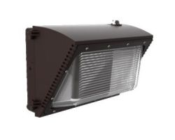 Energetic Lighting E2WPA36L-750 36 Watt LED Commercial Wall Pack Fixture with Photocell 5000K