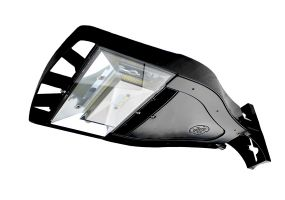 GE Lighting EACL010E4AF740NDD1DKBZ 95 Watt LED Area Light Fixture with PE Receptacle and Shorting Cap 93120486