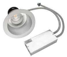 Main Image Maxlite RRECO62740W 27 Watt ECO Series 6 Inch Commercial Recessed Retrofit LED Downlight Kit 95365