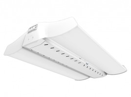 ILP EDV Series DLC Premium Listed LED Linear High Bay Fixture - No Lens