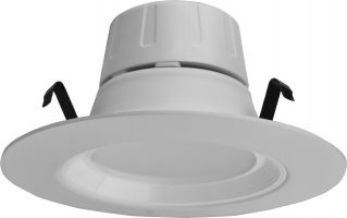 PRODUCT IMAGE EIKO LS-DK4-12W41K-L1-W 12W 12 WATT LITESPAN LED 4 inch DOWNLIGHT KIT DIMMABLE LIGHT FIXTURE 4100K