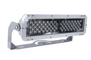 Main Image Maxlite ELLF180DW50 74541 StaxMax 180W High Output LED Flood Light with Wide 120 Degree Spread Dimmable 120-277V 5000K