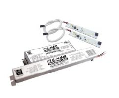 Fulham Lighting FHSKITT07LNFL 7 Watt Emergency Lighting Retrofit Kit  900 Lumens 180 Minute Run time F Linear Battery