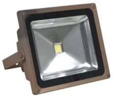 ATG Electronics LF07-50-G2 75 Watt eLucent LED Flood Light Fixture Dimmable 120-277V