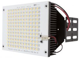 HiLumz DM60 60 Watt High Efficacy LED Retrofit Kit Replaces 250W HID DLC Premium Listed