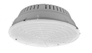 NaturaLED 7170 LED-FXHB200/40K 200 Watt High Bay Light Fixture Replaces 400-575W HID 4000K Type V