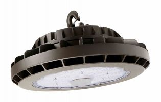 Arcadia Lighting HBC04-175W 175-Watts LED Circular High Bay Fixture 120-277V Dimmable