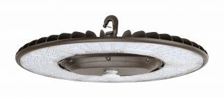 Arcadia Lighting HBCX05-350W 350-Watts LED Circular High Bay Fixture 120-277V Dimmable