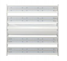 Arcadia Lighting HBL-22-160W DLC Premium Listed 2x2 160-Watts LED High Bay Fixture 120-277V